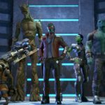18 апреля вышла в свет игра Marvel's Guardians of the Galaxy: The Telltale Series.